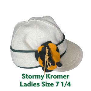 Stormy Kromer Petal Pusher Hat Women's Size 7 1/4
